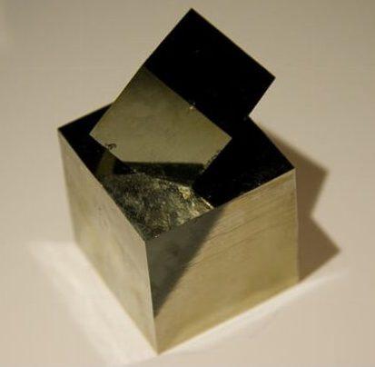 pyrite pierre achimique